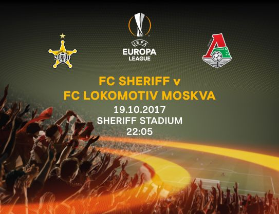 Press accreditation for the match against FC Lokomotiv