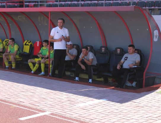 "Shota Makharadze: ""This victory is important for the entire Moldavian football"""