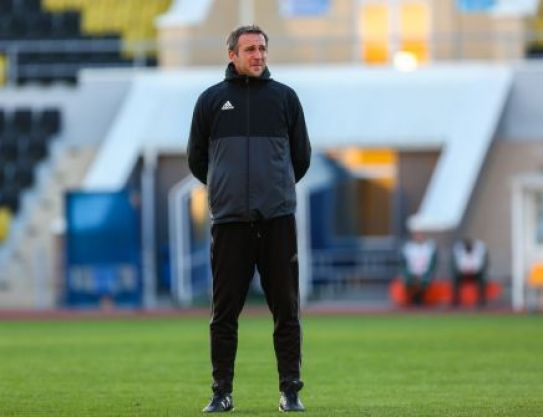 "Shota Makharadze: ""We have players with strong character"""