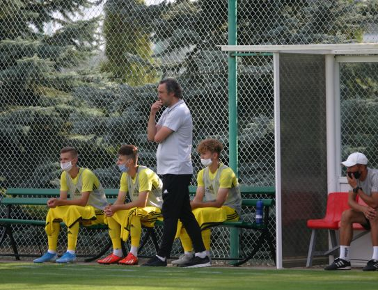 "Shota Makharadze: ""Today we integrate more young players"""