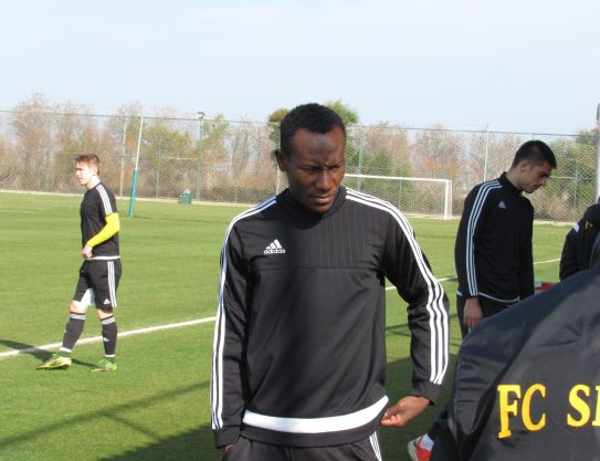 "Cyrille Bayala: ""We don't expect an easy run"""
