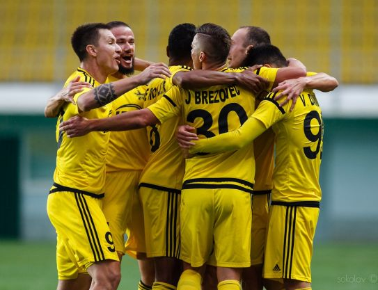 "Vyacheslav Posmak: ""Everyone is determined to give a serious fight"""