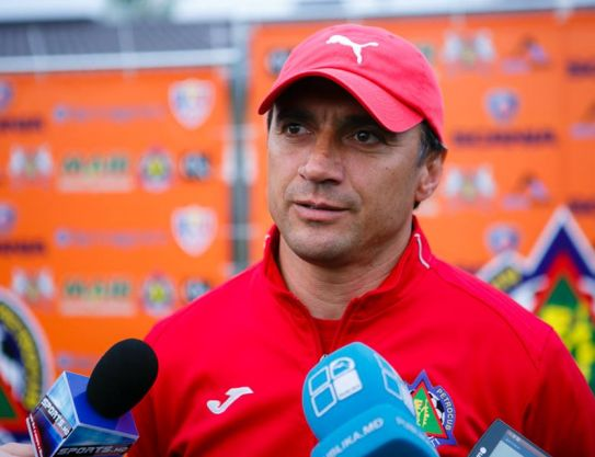 Yuri Osipenco: It is a crime to play open football with Sheriff