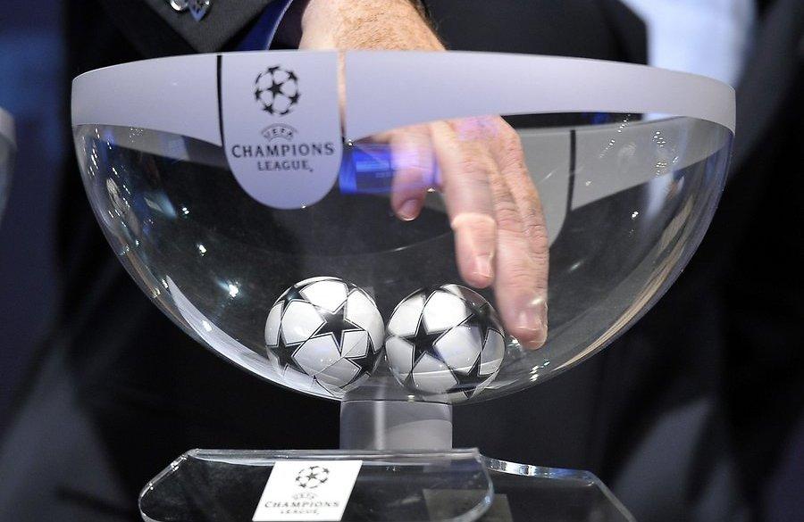 жеребьевка лиги чемпионов: Официальный сайт
